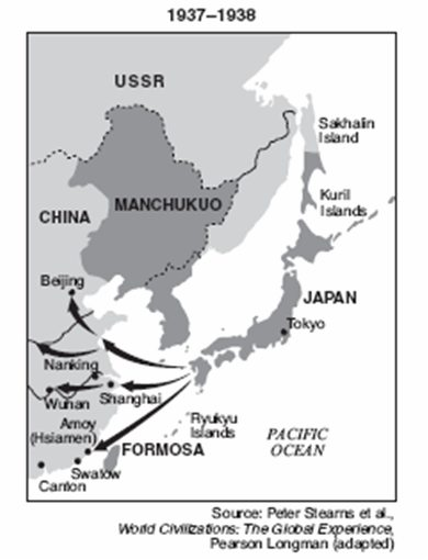 history of the rise of japanese militarism Well, they ended up attacking most of their asian neighbors in pursuit of the greater east asian co-prosperity sphere, or what was sold as a coalition of asian powers lead by the japanese.